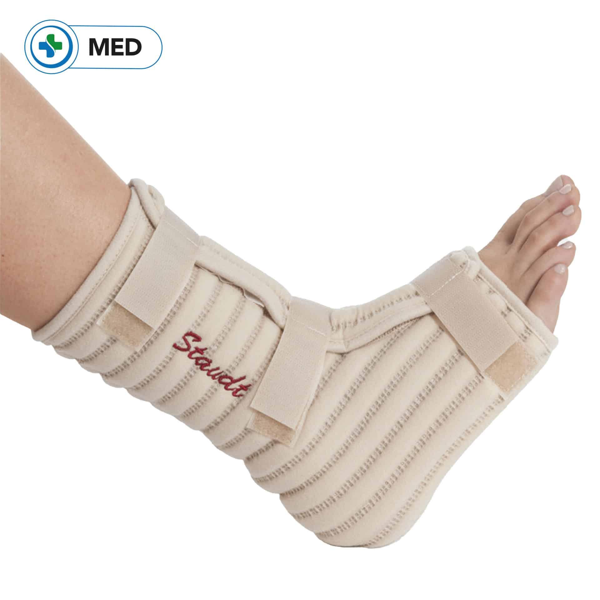 My Mobilitas - Fascia per caviglia (Taglia: Taglia L / n° di calzatura: 42-44)